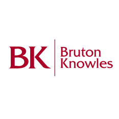 Bruton Knowles logo Gerrick Rose