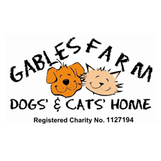 Gables Farm Cats and Dogs Home logo Gerrick Rose
